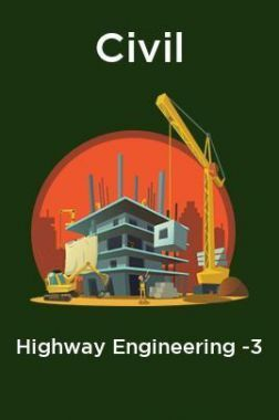 Civil Highway Engineering -3