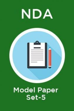 NDA Model Paper Set-5