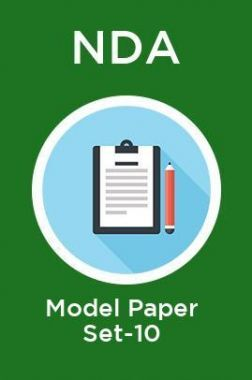 NDA Model Paper Set-10