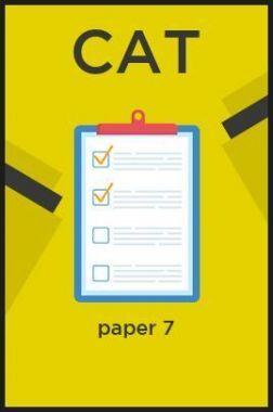 CAT paper 7