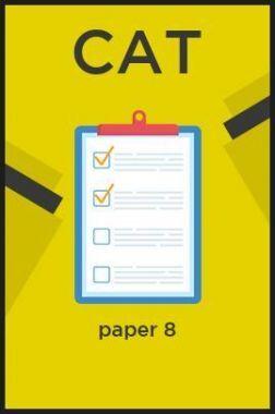 CAT paper 8