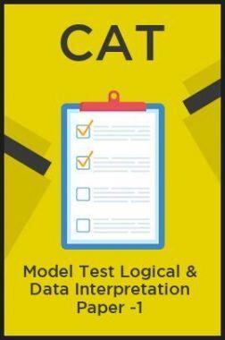 CAT Model Test Logical & Data Interpretation Paper -1
