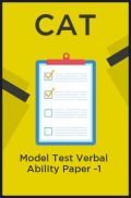 CAT Model Test Verbal Ability Paper -1