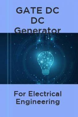 GATE DC Generator For Electrical Engineering