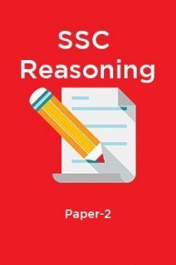 SSC Reasoning Paper-2