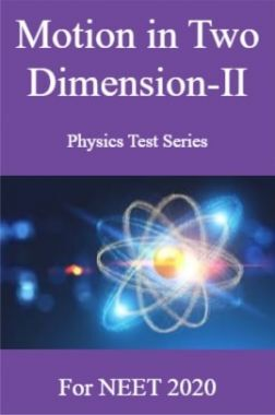 Motion in Two Dimension-II Physics Test Series For NEET 2020