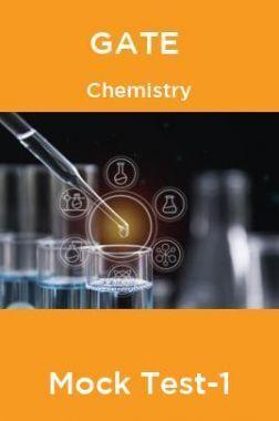 GATE Chemistry Mock Test-1