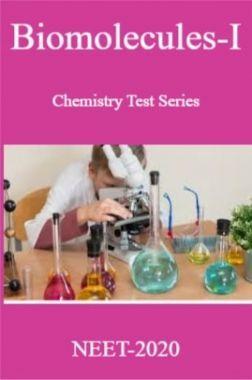 Biomolecules-I Chemistry Test Series For NEET-2020