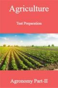 Agriculture Test Preparation For Agronomy Part-II
