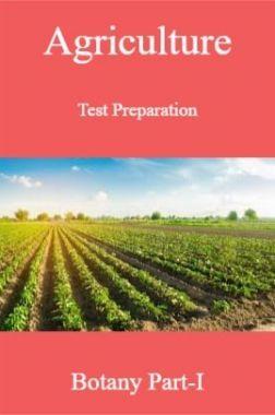 Agriculture Test Preparation For Botany Part-I