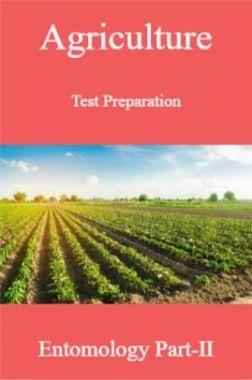 Agriculture Test Preparation For Entomology Part-II