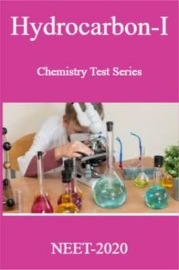 Hydrocarbon-I Chemistry Test Series For NEET-2020