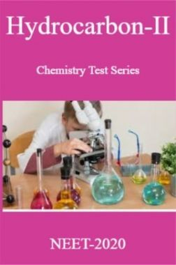 Hydrocarbon-II Chemistry Test Series For NEET-2020