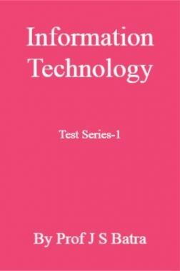 Information Technology Test Series-1