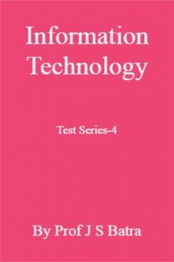 Information Technology Test Series-4