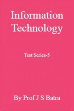 Information Technology Test Series-5
