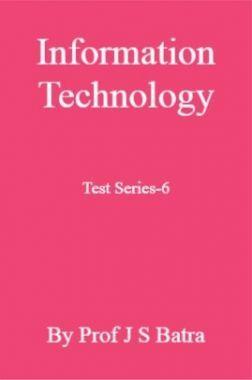 Information Technology Test Series-6