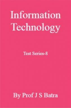 Information Technology Test Series-8