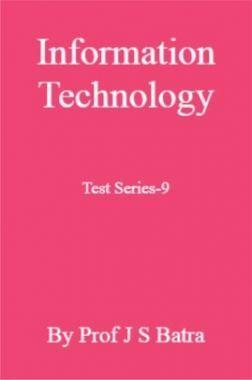 Information Technology Test Series-9