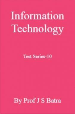 Information Technology Test Series-10