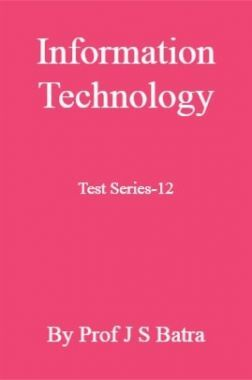 Information Technology Test Series-12