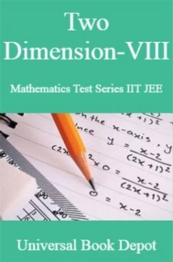Two Dimension-VIII Mathematics Test Series IIT JEE