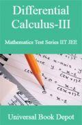 Differential Calculus-III Mathematics Test Series IIT JEE