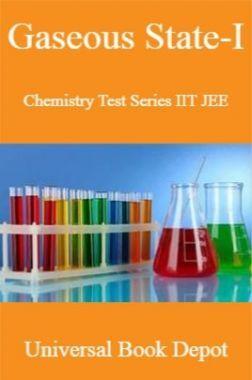 Gaseous State-I Chemistry Test Series IIT JEE