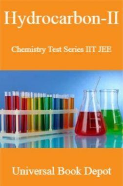 Hydrocarbon-II Chemistry Test Series IIT JEE