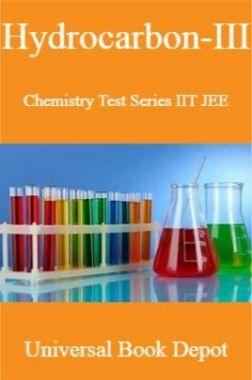Hydrocarbon-III Chemistry Test Series IIT JEE
