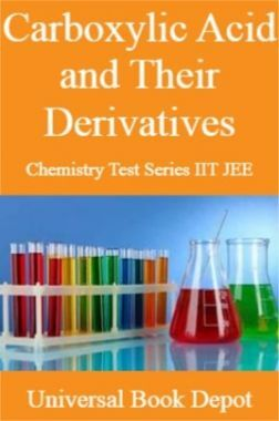 Carboxylic Acid and Their Derivatives Chemistry Test Series IIT JEE