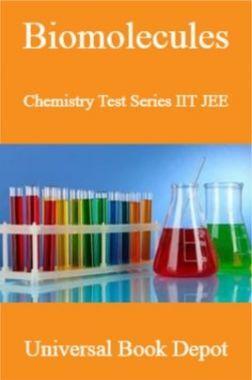Biomolecules Chemistry Test Series IIT JEE