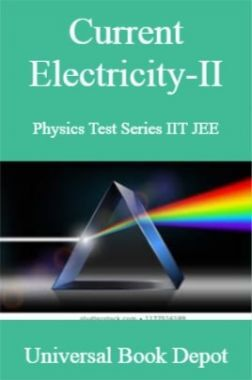 Current Electricity-II Physics Test Series IIT JEE