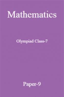 Mathematics Olympiad Class-7 Test Prep-9