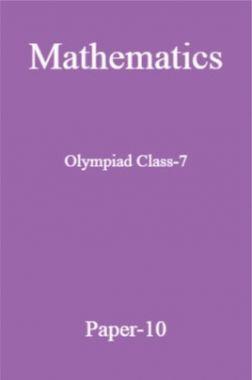 Mathematics Olympiad Class-7 Test Prep-10