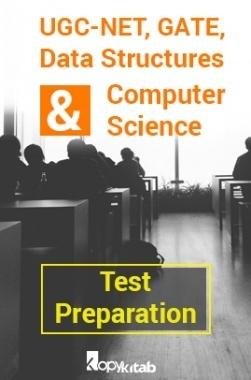 UGC-NET, GATE, Data Structure & Computer Science Test Preparation
