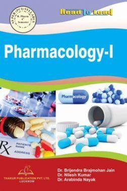 Pharmacology - I