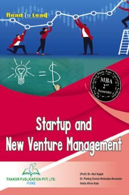 Start Up And New Venture Management