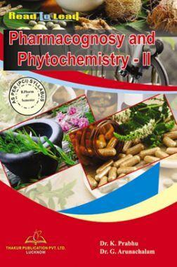 Pharmacognosy & Phytochemistry - II