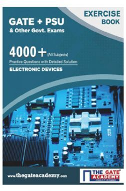 GATE + PSU Electronic Devices Exercise Book
