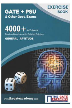 GATE + PSU General Aptitude Exercise Book