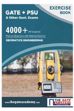 GATE + PSU Geomatics Engineering Exercise Book