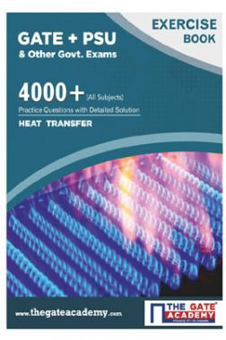 GATE + PSU Heat Transfer Exercise Book