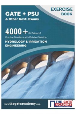GATE + PSU Hydrology And Irrigation Exercise Book
