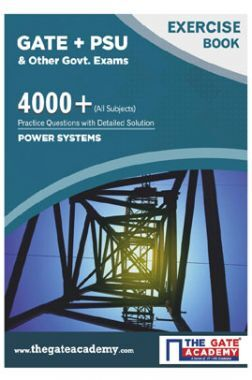 GATE + PSU Power Systems Exercise Book