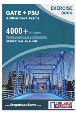 GATE + PSU Structural Analysis Exercise Book