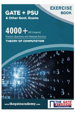 GATE + PSU Theory of Computation Exercise Book