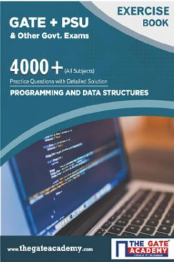 GATE + PSU Programming And Data Structures
