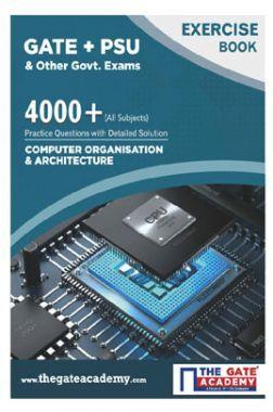 GATE + PSU Computer Organisation & Architecture