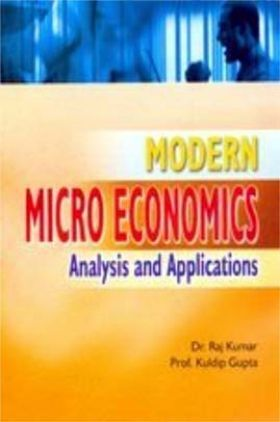 Modern Micro Economics, Analysis and applications eBook